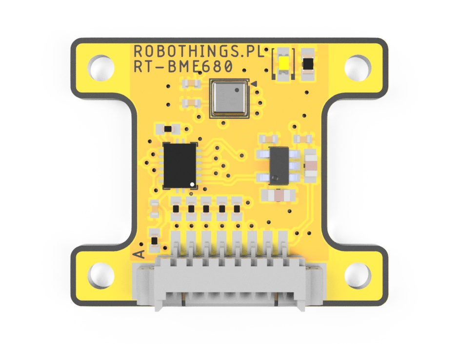 RT-BME680 Air Quality Sensor Module Image