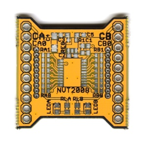 RT-NVT2008 Module 8 Channels Bidirectional Voltage Level Translator Trunk Image