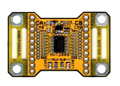 RT-NVT2008 Module 8 Channels Bidirectional Voltage Level Translator Image